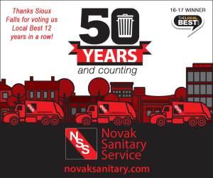 Novak Sanitary Sioux Falls, SD
