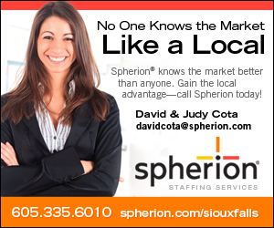 Spherion Sioux Falls, SD Employment