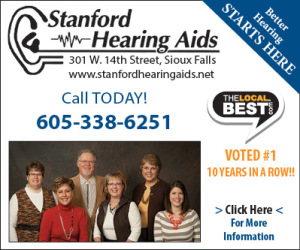 Stanford Hearing Aids Sioux Falls, SD