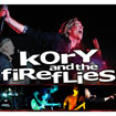 Kory and the Fireflies Logo