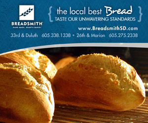 the local best Bread - TASTE OUR UNWAVERING STANDARDS. Breadsmith - Hand Made. Hearth Baked. 33rd & Duluth - 605.338.1338. 26th & Marion - 605.275.2338. www.BreadsmithSD.com
