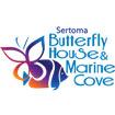 Sertoma Butterfly House Logo