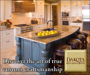 Discover the art of true custom craftsmanship. Dakota Kitchen & Bath