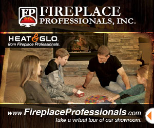Fireplace Professionals, Inc. Heat & Glo from Fireplace Professionals. www.FireplaceProfessionals.com. Take a virtual tour of our showroom.