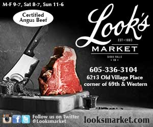 Look's Market, since 1883. The Good-One...Smoking at its best. 336-3104 * 6213 Old Village Place- corner of 69th & Western. Certified Angus Beef. www.looksmarket.com. Follow us on Twitter @Looksmarket. Click here.