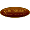 Schoenard's Custom Cabinetry Inc. Logo