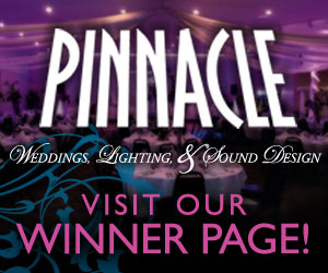 Pinnacle Productions. Weddings, Lighting & Sound Design. Visit Our Winner Page!