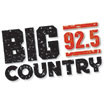 Big Country 92.5 Logo