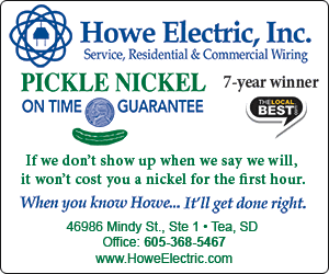 Howe Electric Sioux Falls, SD Electricians