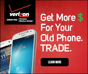 Verizon - Cellular Only - Premium Verizon Dealer. Get More $ For Your Old Phone. TRADE. Learn More.