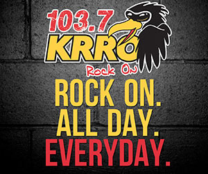 103.7 KRRO - Rock On. All Day. Everyday.