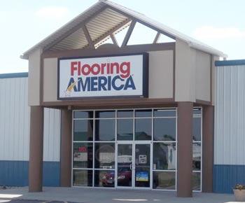 Flooring America exterior
