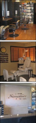 Signature Salon photos