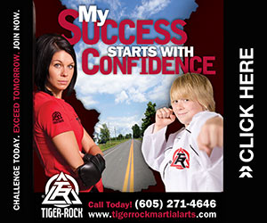 My Success Starts With Confidence. Challenge Today. Exceed Tomorrow. Join Now. Tiger-Rock. Call today! (605) 271-4646. www.tigerrockmartialarts.com, >>Click Here