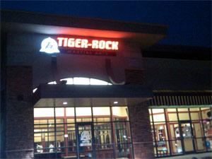 Tiger-Rock Academy exterior