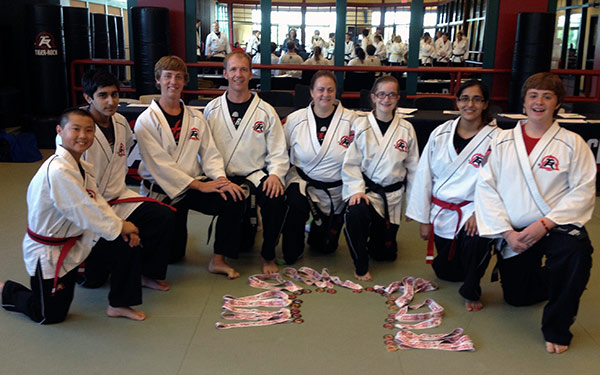 Tiger-Rock Martial Arts Academy World Championships medal winners