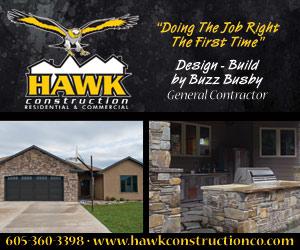 Hawk Construction Sioux Falls, SD