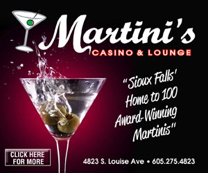 Martini's Casino & Lounge.