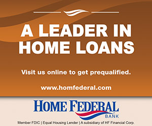 A Leader in Home Loans. Visit us online to get prequalified. www.homefederal.com. Home Federal Bank, Member FDIC, Equal Housing Lender, A subsidiary of HF Financial Corp.