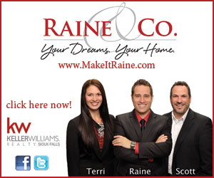 Raine & Co Real Estate Keller Williams Sioux Falls