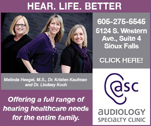 ASC - Audiology Specialty Clinic, 605-275-5545