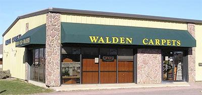 Walden Carpets storefront