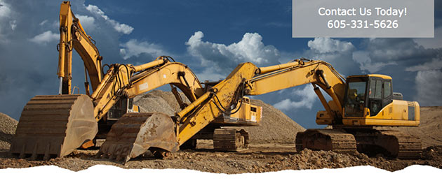 First Rate Excavate - Call us today! 605-331-5626