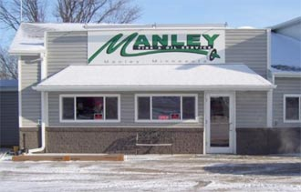 Manley Tire office building