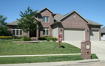 Home sold by Hegg Realtors