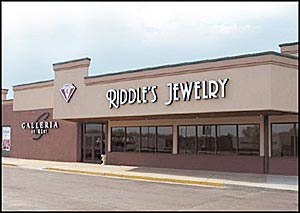 Riddle's Jewelry exterior