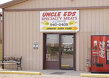 Uncle Ed's storefront