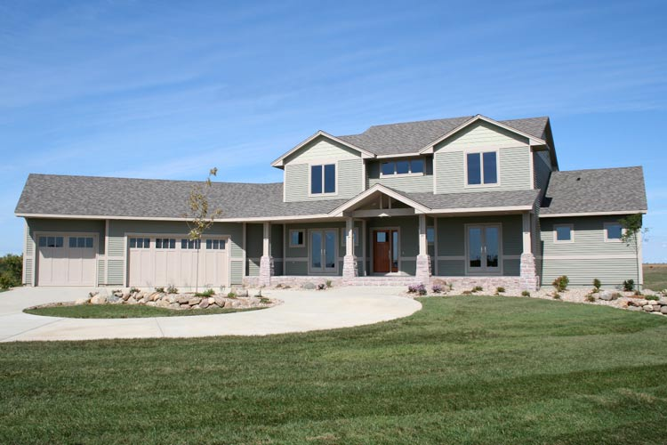 Trademark homes sioux falls the local best for Sioux falls home builders
