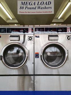 Mega Load 80 lb washers