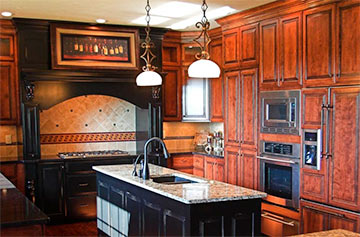 Sioux Falls Kitchen & Bath kitchen cabinets