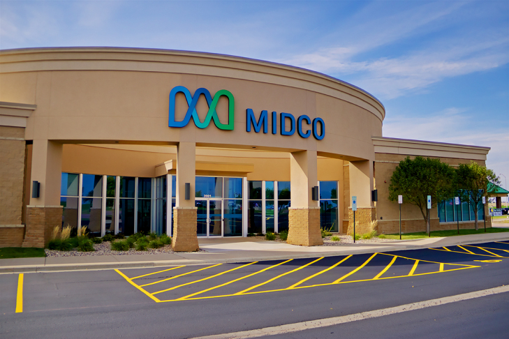 Midcontinent Communications exterior