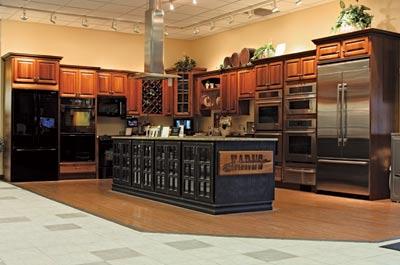 Kitchen at Karl's