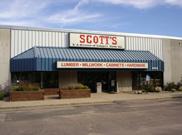 Scott's Lumber and Supply Exterior
