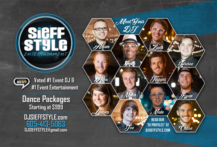 Dj Sieffstyle Entertainment Sioux Falls The Local Best