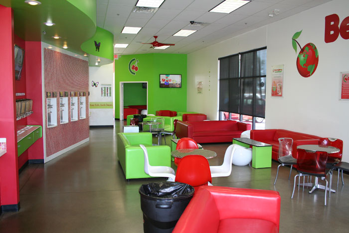 Cherryberry sioux falls the local best