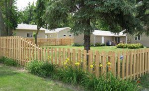 Extraordinaire Handyman fence project